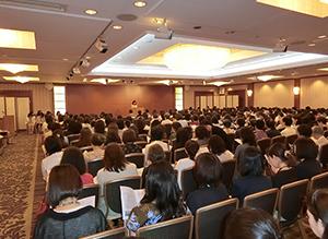 2018年同窓会総会・懇親会が行われました